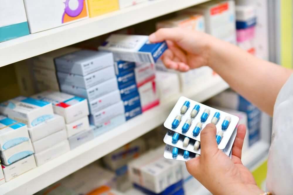 Покупка таблеток