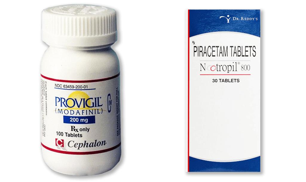 Modafinil vs Piracetam