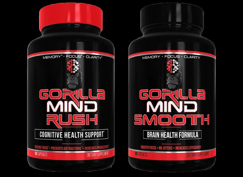 Gorilla Mind Rush Tablets