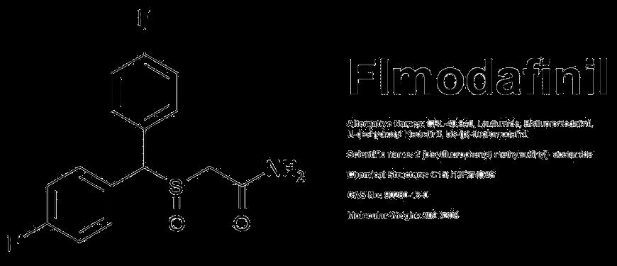 Flmodafinil Fact Sheet